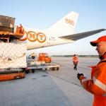 TNT Express и Emirates SkyCargo