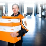 TNT Express подписала контракт с Lufthansa Bombardier Aviation Services
