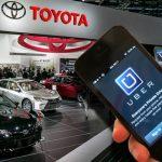 Toyota Motor планирует серьезные инвестиции в Uber Technologies