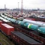 Падение транзитных перевозок через Украину