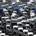 Рост продаж грузовиков в России