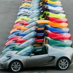Цвет автомобилей двигает спрос