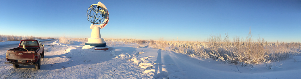 Перевозки по зимникам до Усинска