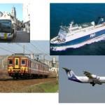 Международные перевозки: виды и способы