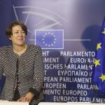 Комиссар ЕС по транспорту Виолетта Булц