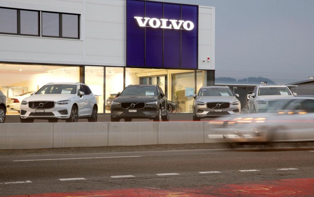 Volvo Cars планирует выйти на биржу Nasdaq Stockholm в этом году
