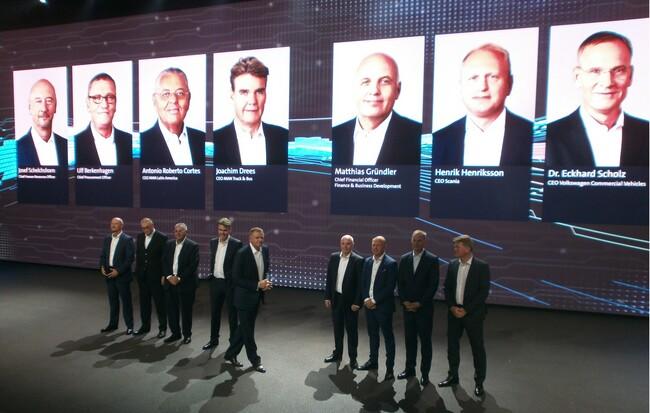 Volkswagen представил новую компанию