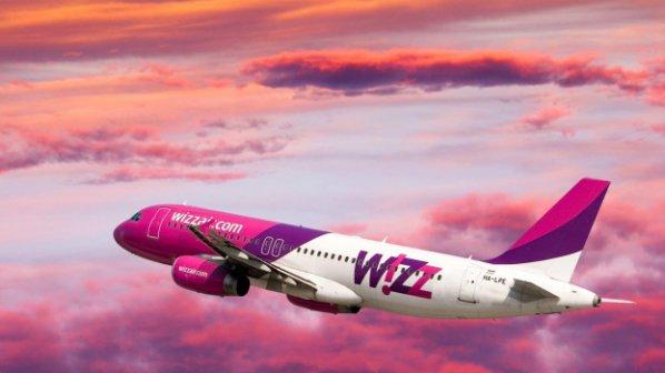 Сумасшедшая пятница от Wizz Air