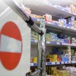 Запрет на ввоз молочной продукции из Европы в Россию