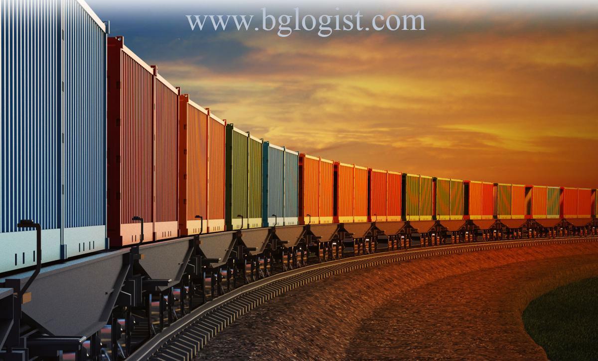 Первый поезд из северного Китая отправился в Россию