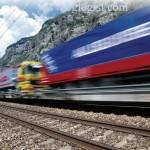 Контрейлерные перевозки идут в Россию