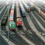 Железные дороги Украины показали рост