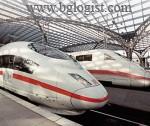 Железнодорожная забастовка в Германии