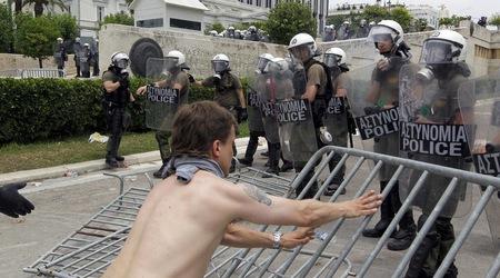 Плюсы греческого кризиса